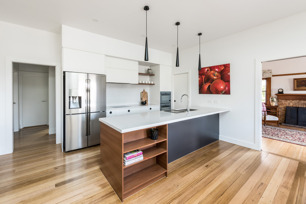 Kitchen Renovation Rosanna | Melbourne | Williams Cabinets