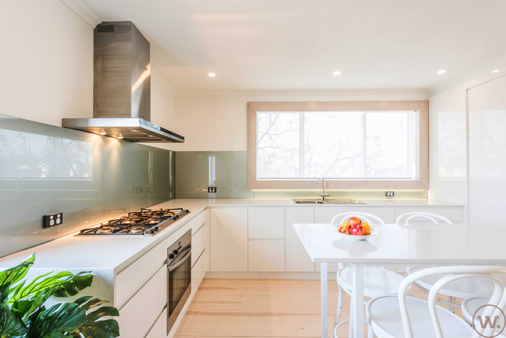 Inner City Kitchen Designs Melbourne | Williams Cabinets