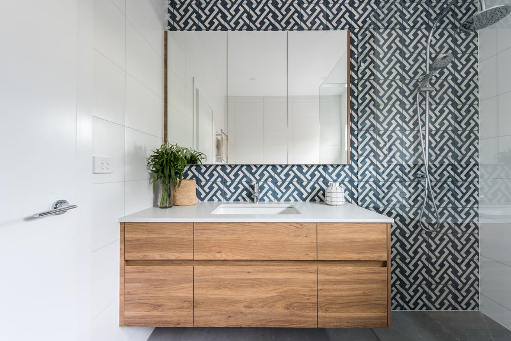 Bathroom Cabinets Melbourne kitchen designs - brighton east renovation | williams cabinets
