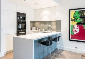 Integrated Kitchen Design Melbourne | Williams Cabinets