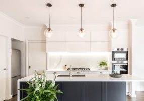 Kitchen Designs Melbourne | Brighton East Project | Williams Cabinets