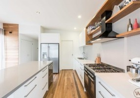 Kitchen, Panty & Laundry Renovation - Newport, Melbourne | Kitchen Renovations Melbourne